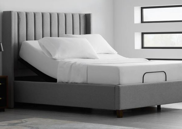 can the adjustable base fit into the malouf designer bed frames?