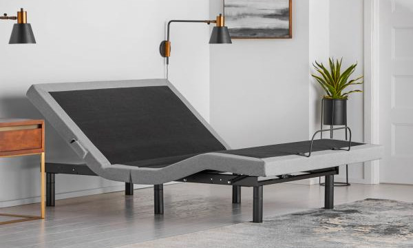 malouf adjustable bed frame review e455