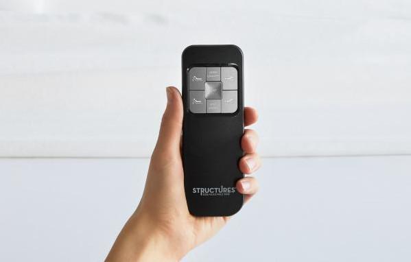 wireless remote control easy to use e255 base