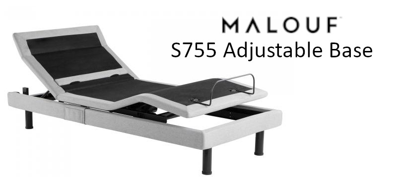 malouf s755 adjustable bed frame review