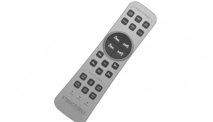 easy to use remote control