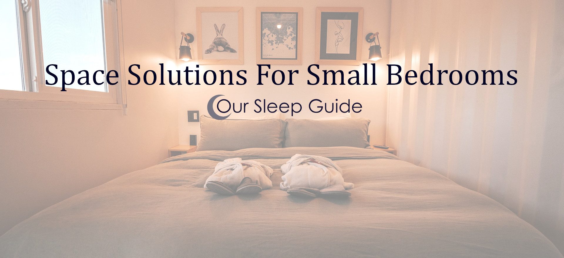 solutions for small bedroom spaces