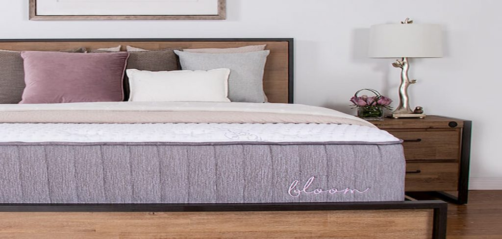 bloom hybrid latex mattress