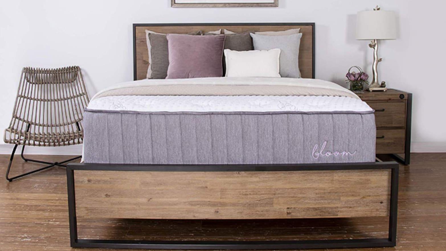 brooklyn bloom hybrid mattress review
