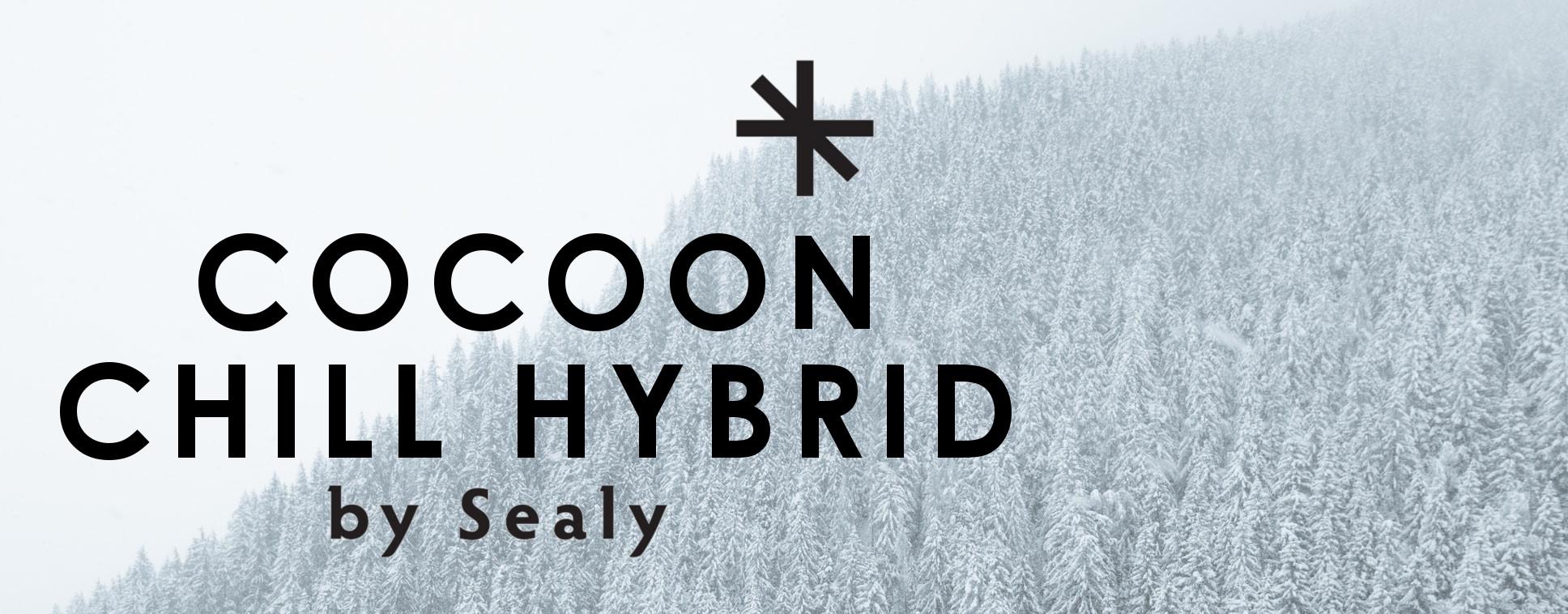 cocoon chill hybrid mattress
