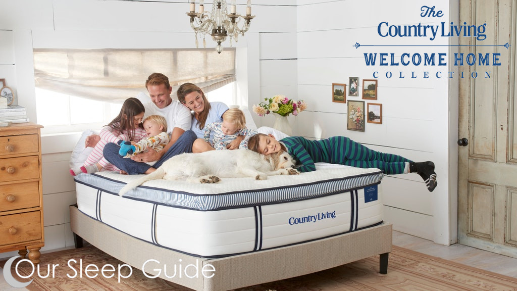 Sleep Country Living: Welcome Home Collection