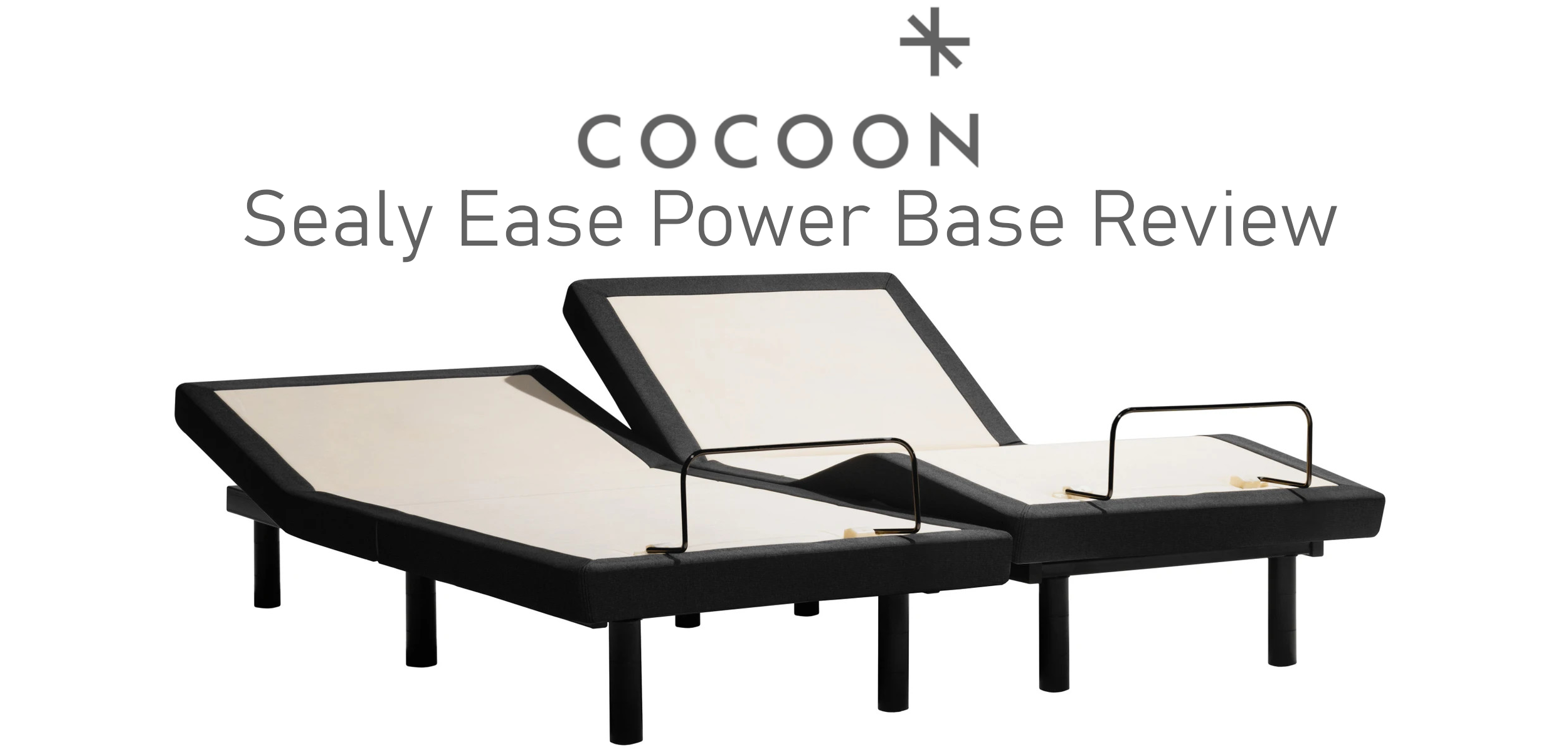 sealy cocoon ease power base review