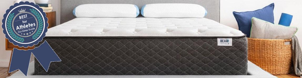 best mattresses 2021 bear hybrid