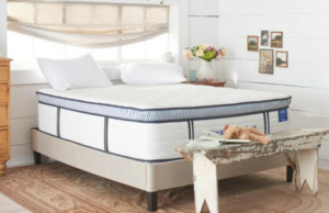 napa mattress welcome home country living sleep