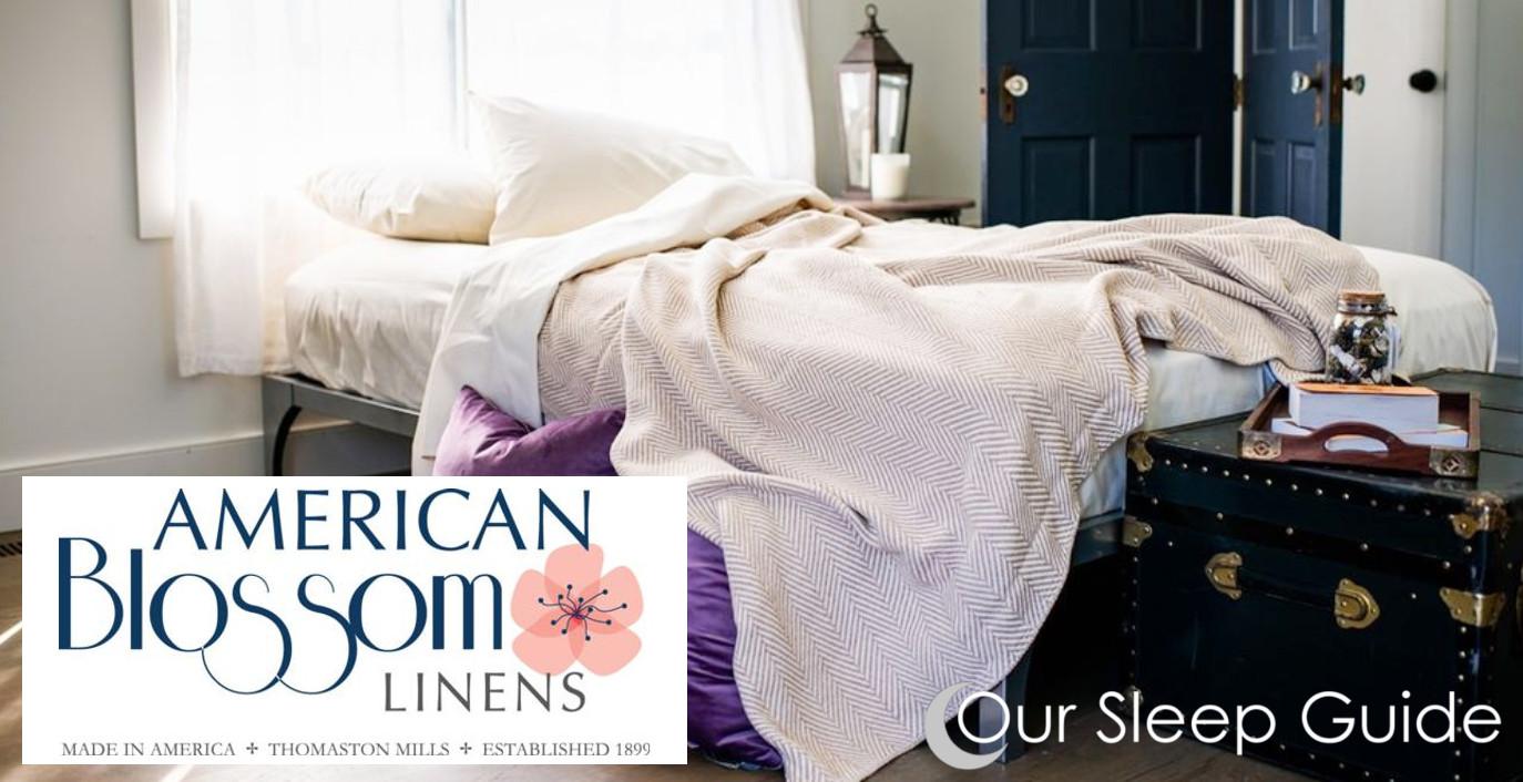 American Blossom Linens
