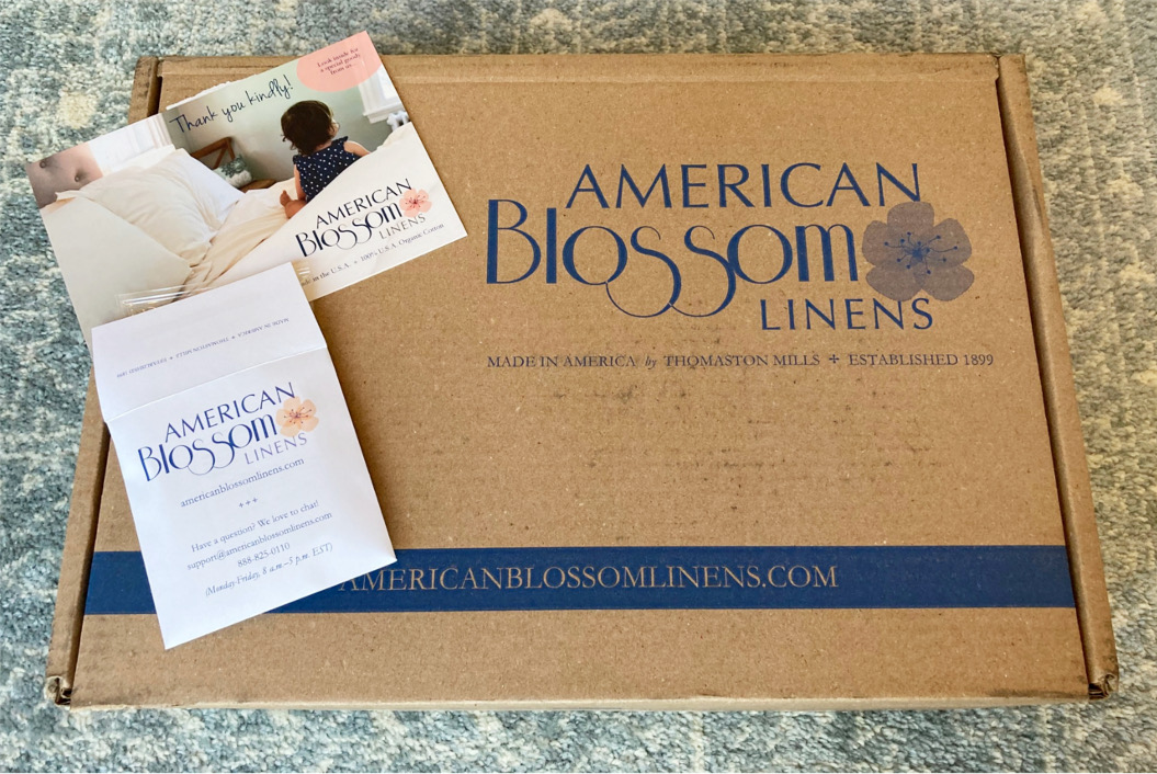 American Blossom packaging