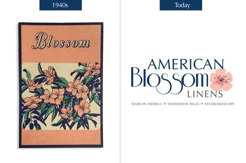 American Blossom Linens and Sheets