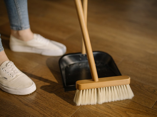 how to keep your floors in your bedroom spotless