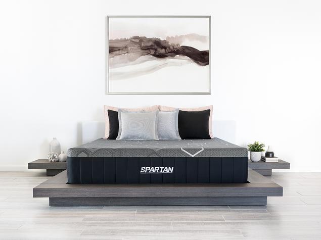 spartan hybrid mattress