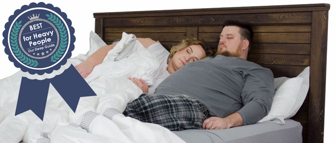 best mattress for heavy sleepers