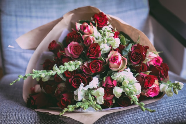 buy flowers for your girlfriend or boyfriend