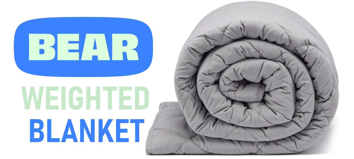 our sleep guide bear weighted blanket review