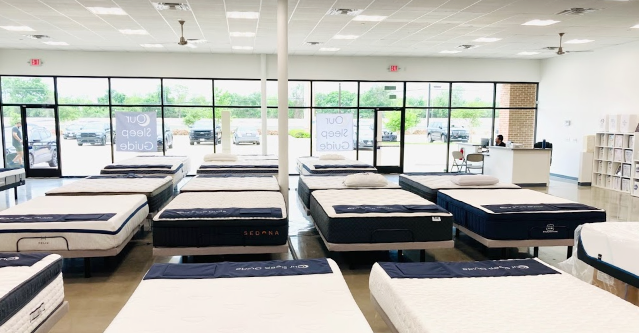 our sleep guide houston store