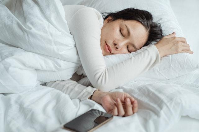getting the correct amount of sleep
