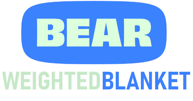 the bear weighted blanket logo