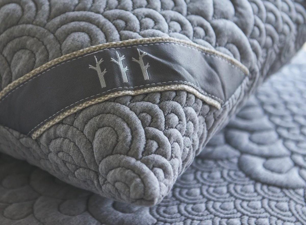 charcoal infused memory foam high density