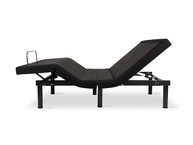 the luxe adjustable bed frame