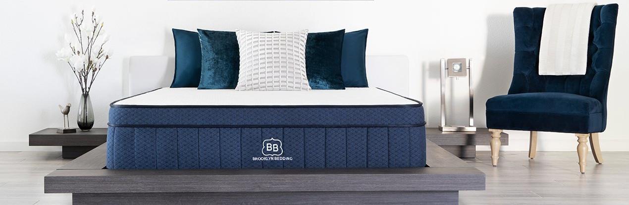 brooklyn bedding mattress lifestyle