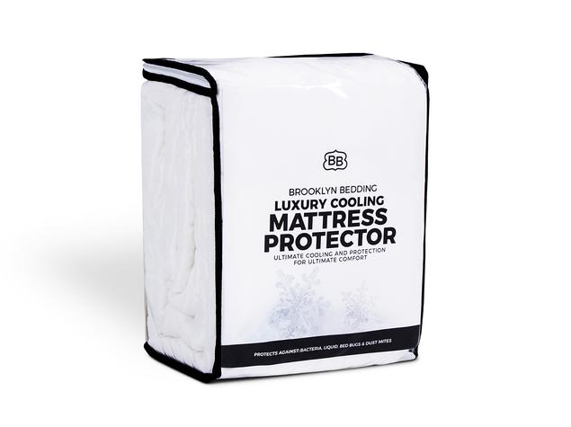 luxury cooling mattress protector aurora mattress