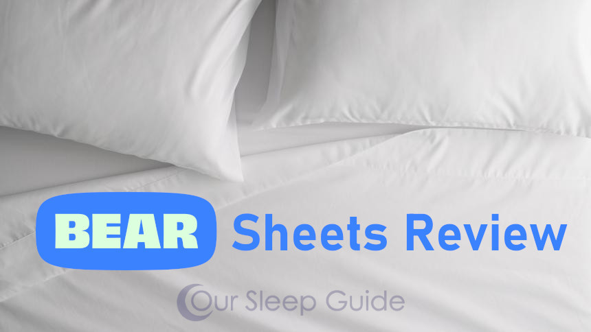 bear sheets review from our sleep guide