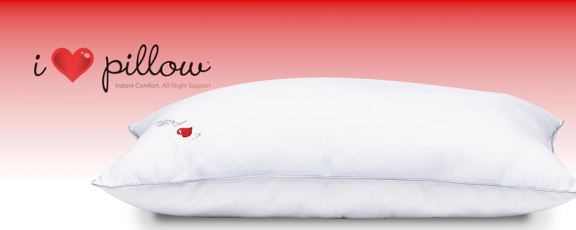 i love pillow cumulus pillow gel coated fiber review