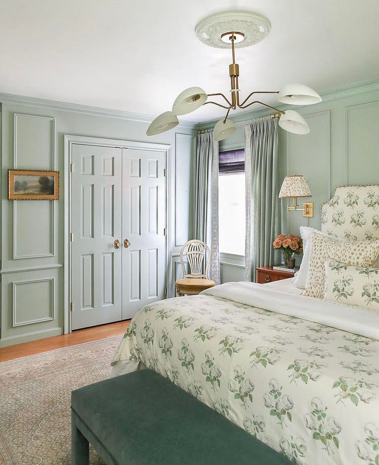 stunning paint color for beautiful home