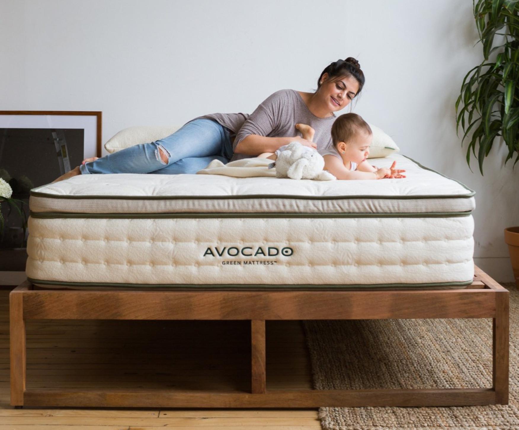 avocado mattress columbus day sale